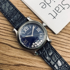 Chopard Happy Sport Happy Sport 36mm Stainless Steel Blue Dial Automatic 278559-3008