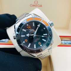 OMEGA Planet Ocean 600M 43.5mm Stainless Steel Black Dial Automatic 215.30.44.21.01.002