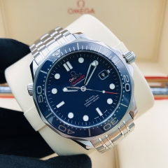 OMEGA Seamaster Diver 300M 41mm Stainless Steel Blue Dial Automatic 212.30.41.20.03.001