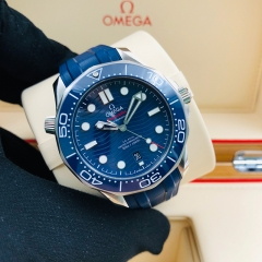 OMEGA Seamaster Diver 300M 42mm Stainless Steel Blue Dial Automatic 210.32.42.20.03.001