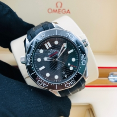 OMEGA Seamaster Diver 300M 42mm Stainless Steel Black Dial Automatic 210.32.42.20.01.001
