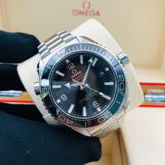 OMEGA Planet Ocean 600M 43.5mm Stainless Steel Black Dial Automatic 215.30.44.21.01.001