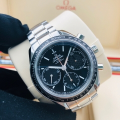 OMEGA Speedmaster Racing 40mm Stainless Steel Black Dial Automatic 326.30.40.50.01.001