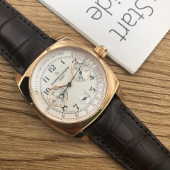 VACHERON-CONSTANTIN Harmony 18K Rose Gold Silver Dial 42mm Manual-winding 5300S/000R-B124