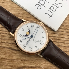 Breguet Classique 39mm White Dial 18K Rose Glod Automatic 7787BR/29/9V6