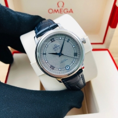 OMEGA De Ville Prestige 32.7mm Stainless Steel Grey Dial Automatic 424.13.33.20.56.002