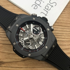 Hublot Big Bang 45mm Ceramic Mat Blcak Dial Automatic 411.CI.1170.RX