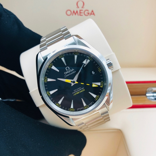 OMEGA Seamaster Aqua Terra 150M 42mm Stainless Steel Black Dial Automatic 231.10.42.21.01.002