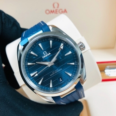 OMEGA Seamaster Aqua Terra 150M 41mm Stainless Steel Blue Dial Automatic 220.12.41.21.03.001