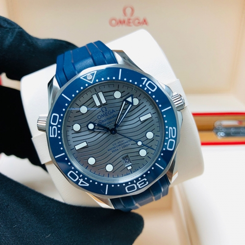 OMEGA Seamaster Diver 300m 42mm Stainless Steel Grey Dial Automatic 210.32.42.20.06.001