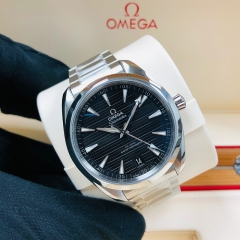 OMEGA Seamaster Aqua Terra 150M Stainless Steel 41MM Black Dial Automatic 220.10.41.21.01.001