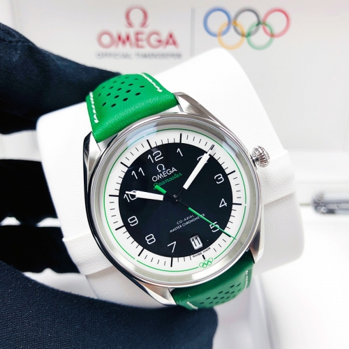 OMEGA Olympic Games Collection 39.5mm Stainless Steel Black Automatic 522.32.40.20.01.005