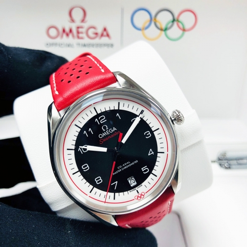 OMEGA Olympic Games Collection 39.5mm Stainless Steel Black Automatic 522.32.40.20.01.004