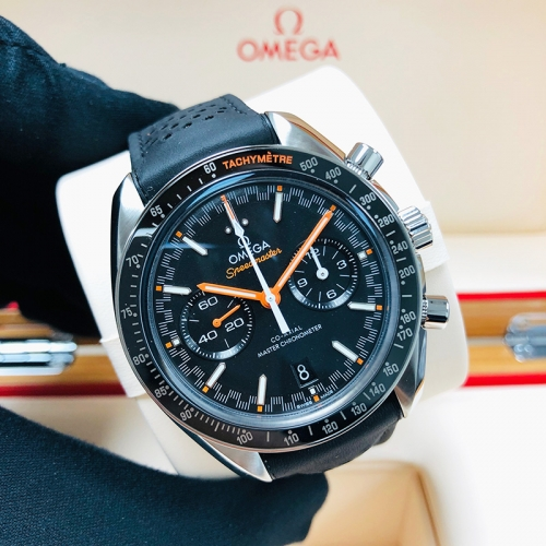 OMEGA Speedmaster Racing 44.25mm Stainless Steel Black Dial Automatic 329.32.44.51.01.001