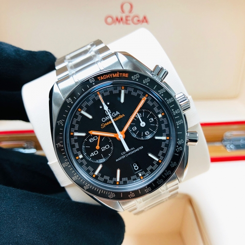 OMEGA Speedmaster Racing 44.25mm Stainless Steel Black Dial Automatic 329.30.44.51.01.002