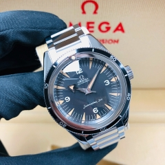 OMEGA Seamaster 39mm Stainless Steel Black Dial Automatic 234.10.39.20.01.001