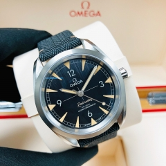 OMEGA Seamaster Railmaster 40mm Stainless Steel Black Dial Automatic 220.12.40.20.01.001