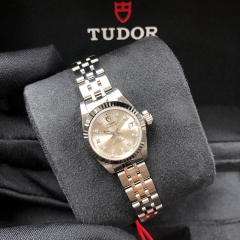 Tudor Prince Date 22mm Stainless Steel Silver Dial Automatic M92514-0002