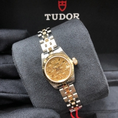 Tudor Prince Date 22mm Steel-Yellow Gold Champagne Dial Automatic M92513-0012