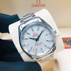 OMEGA Seamaster Aqua Terra 150M 42mm Stainless Steel White Dial Automatic 231.10.42.21.02.004