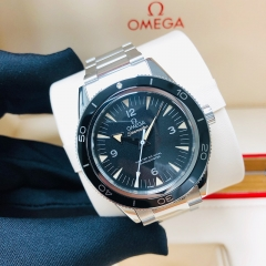OMEGA Seamaster 300 Stainless Steel Black Dial Automatic 23330412101001