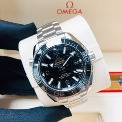 OMEGA Planet Ocean 600M 39.5mm Stainless Steel Black Dial Automatic  215.30.40.20.01.001