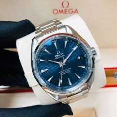 OMEGA Seamaster Aqua Terra 150M 42mm Stainless Steel Blue Dial Automatic 231.10.42.21.03.003