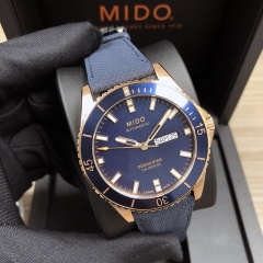 MIDO Ocean Star 42.5MM Stainless Steel With Rose Gold Coating Automatic M026.430.36.041.00