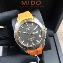 MIDO Ocean Star 42.5mm Titanium Anthracite Automatic M026.430.47.061.00