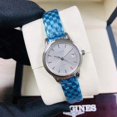 LONGINES  Flagship 26MM Stainless Steel Silver Dial Automatic L4.274.4.72.6