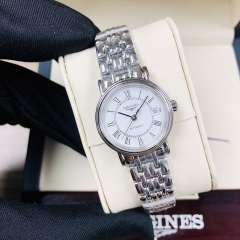 LONGINES La Grande Classique De 25MM  Stainless Steel White Dial Automatic L4.321.4.11.6