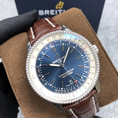 BREITLING Navitimer 1  41MM Stainless Steel Blue Dial Automatic A17326211C1P1