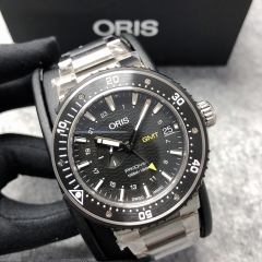 Oris Big Crown 49mm Titanium Black Dial Automatic 01 748 7748 7154