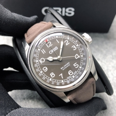 Oris Big Crown 40mm Stainless Steel Black Dial Automatic 01 754 7741 4064