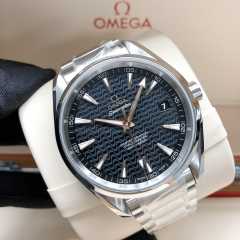 Omega Seamaster Aqua Terra 150M Stainless Steel 42MM Black Dial Automatic 231.10.42.21.01.006