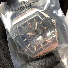 Hublot Spirit of Big Bang Rose Gold 45MM Sapphire Dial Automatic 601.OM.0183.LR
