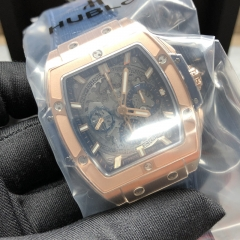 Hublot Spirit of Big Bang Rose Gold 42MM Sapphire Dial Automatic 641.OX.7180.LR